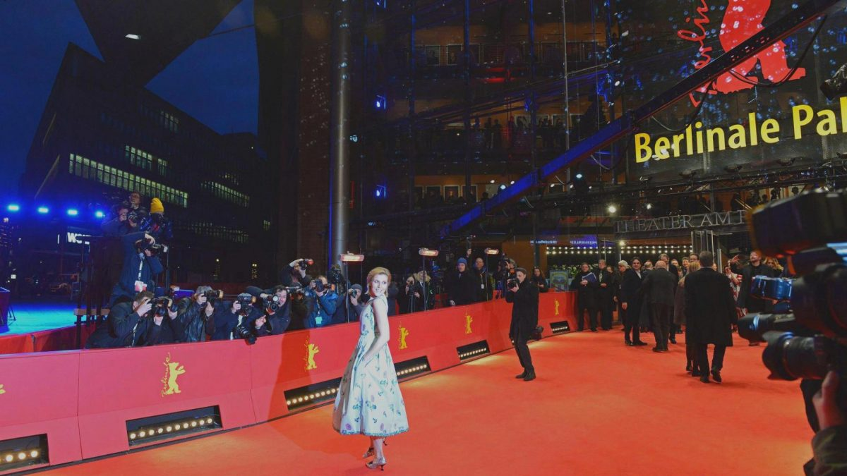 Berlinale roter Teppich