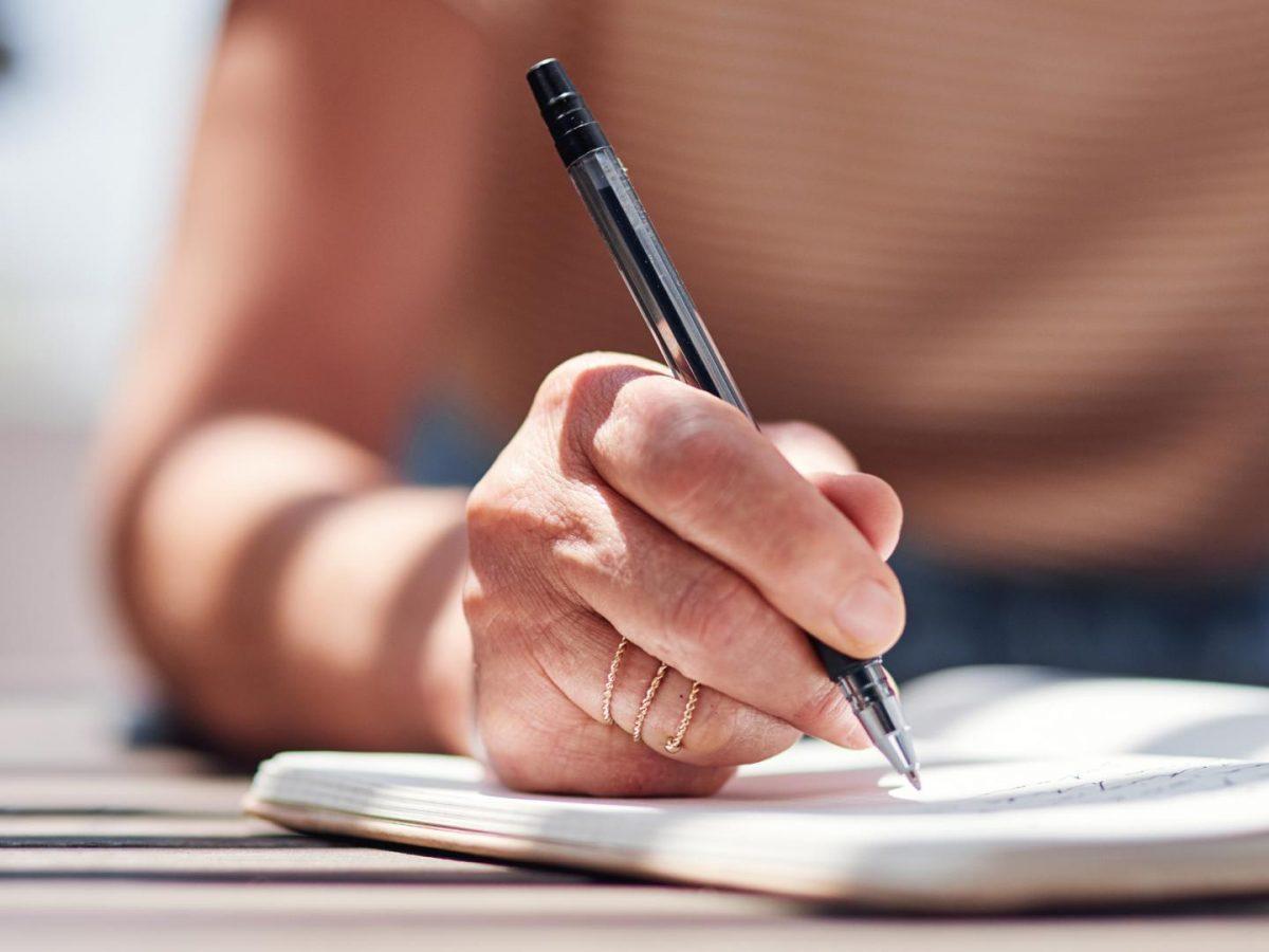 Bullet Journal Methode, Notizen