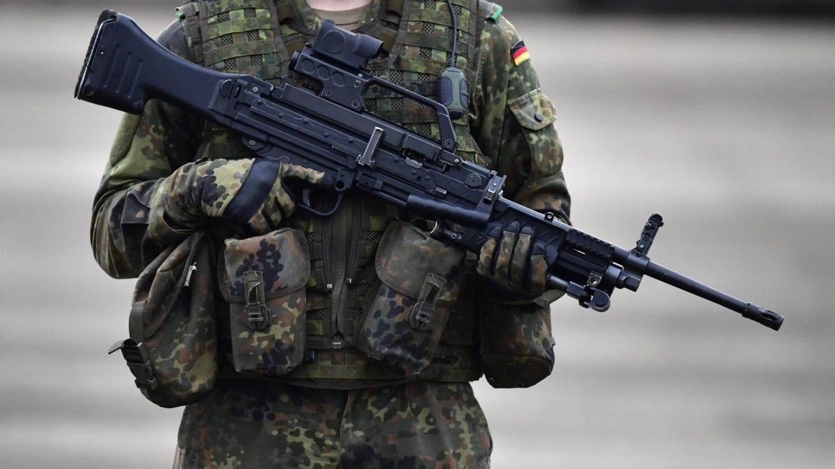 Bundeswehr Corona Impfstoff