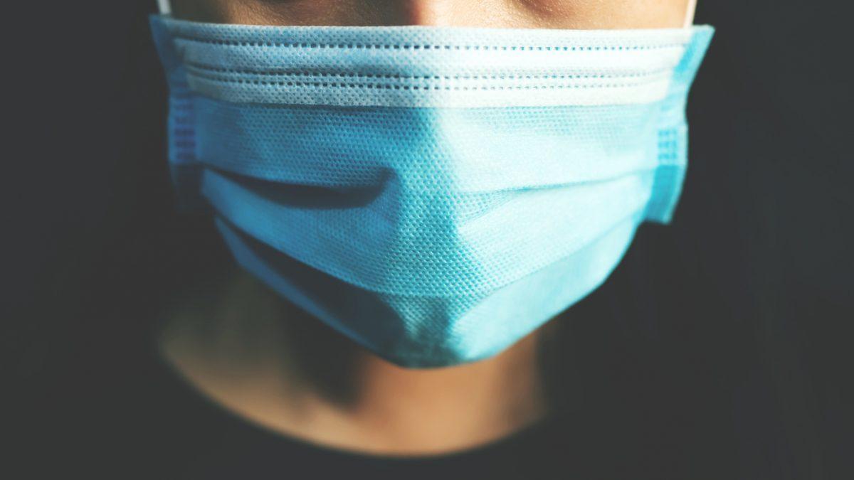 Corona Maske Sauerstoff