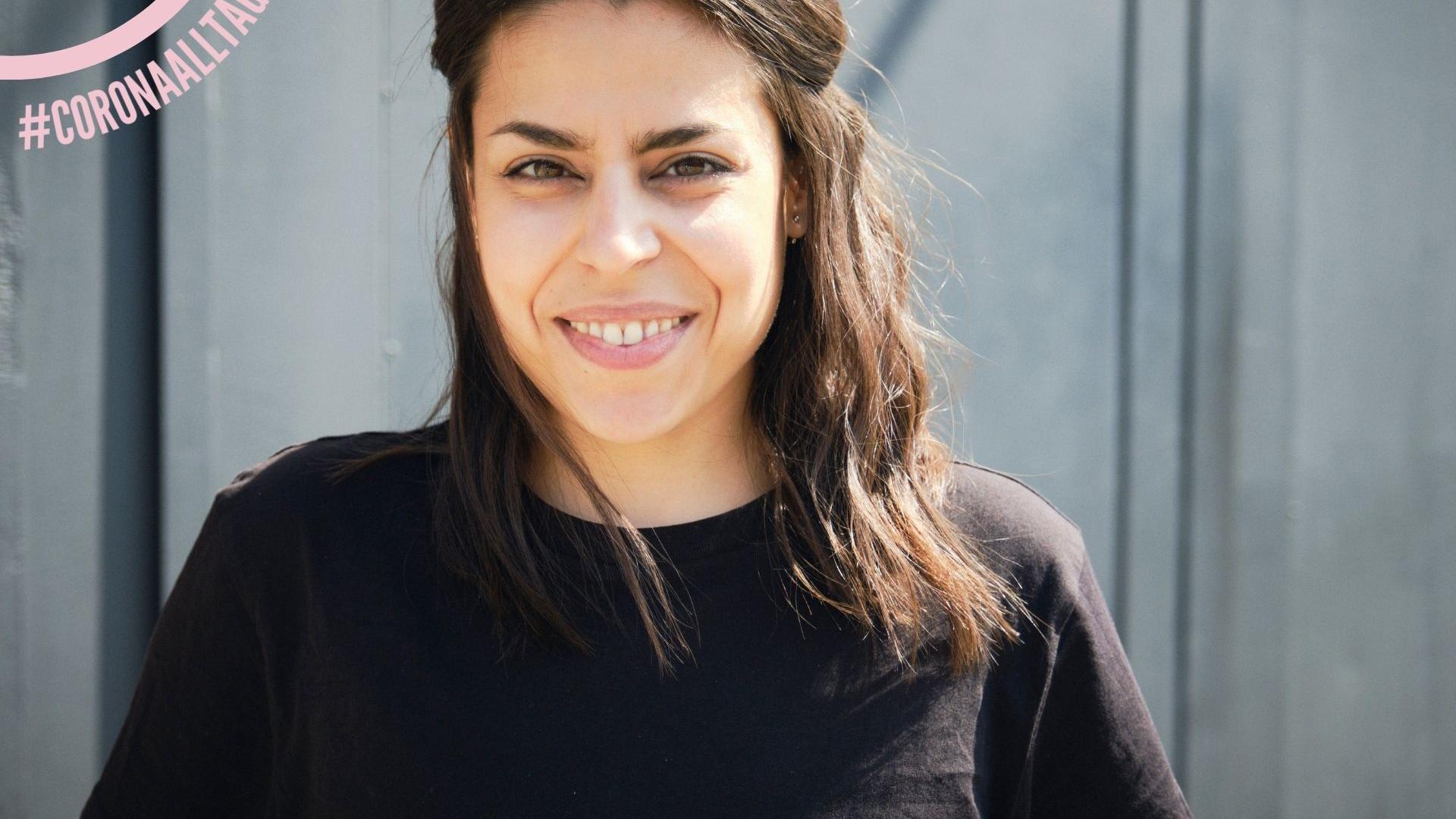 #CoronaalltagsheldInnen Eventmanagerin Alessa Negri