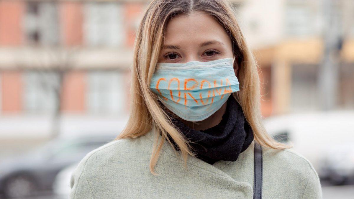 Coronavirus: Maske reinigen