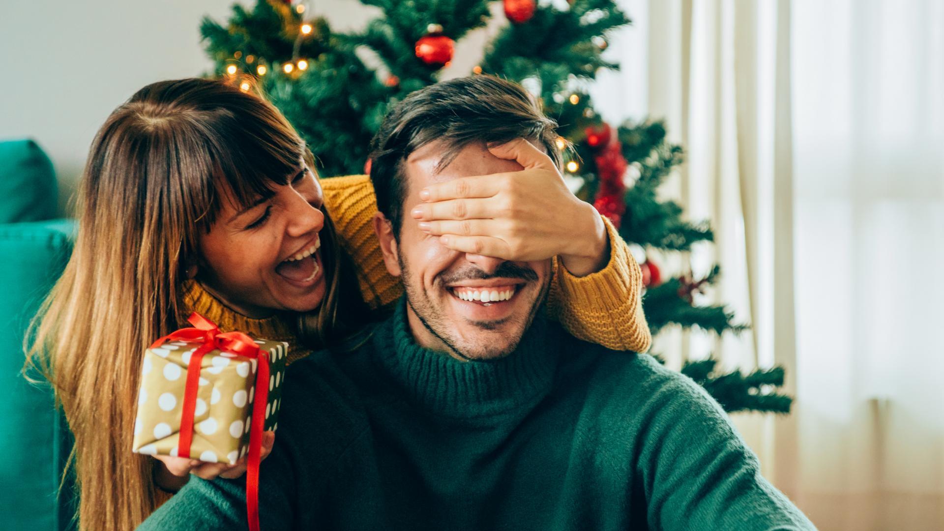 DIY Adventskalender Mann Frau Geschenk Weihnachten