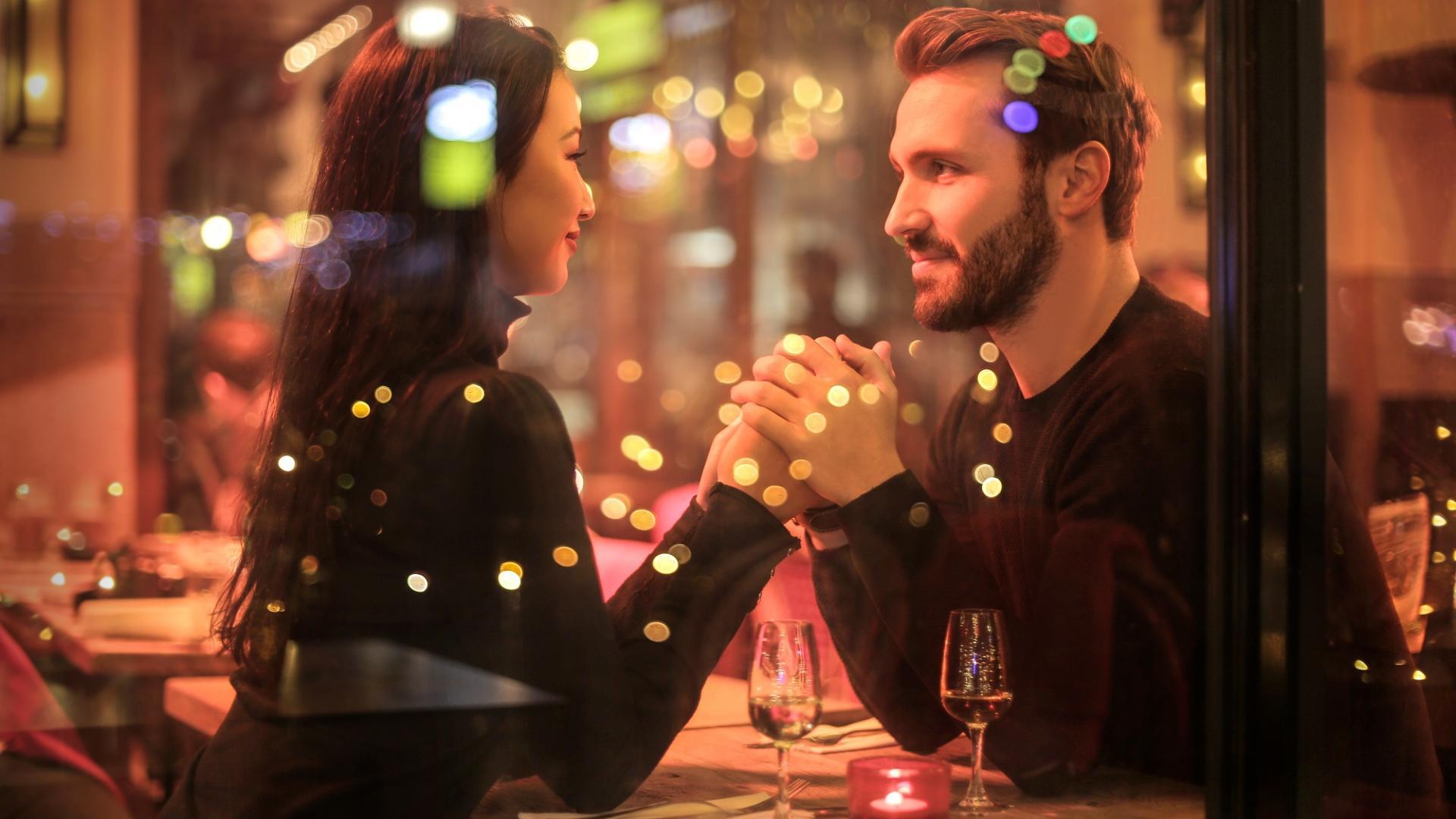 Online Dating Maschen, Date, Romantik