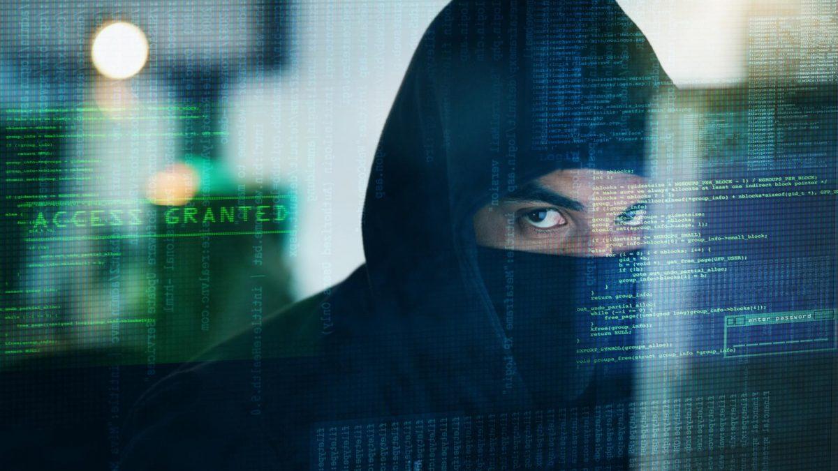 Daten stehelen internet räuber hacker