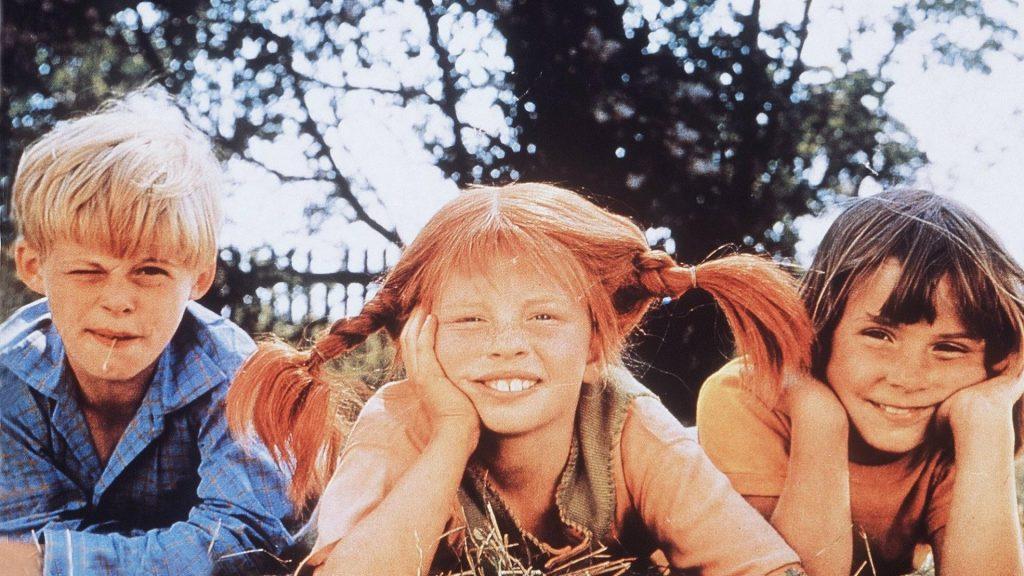 Der Kinderbuch-Klassiker Pippi Langstrumpf