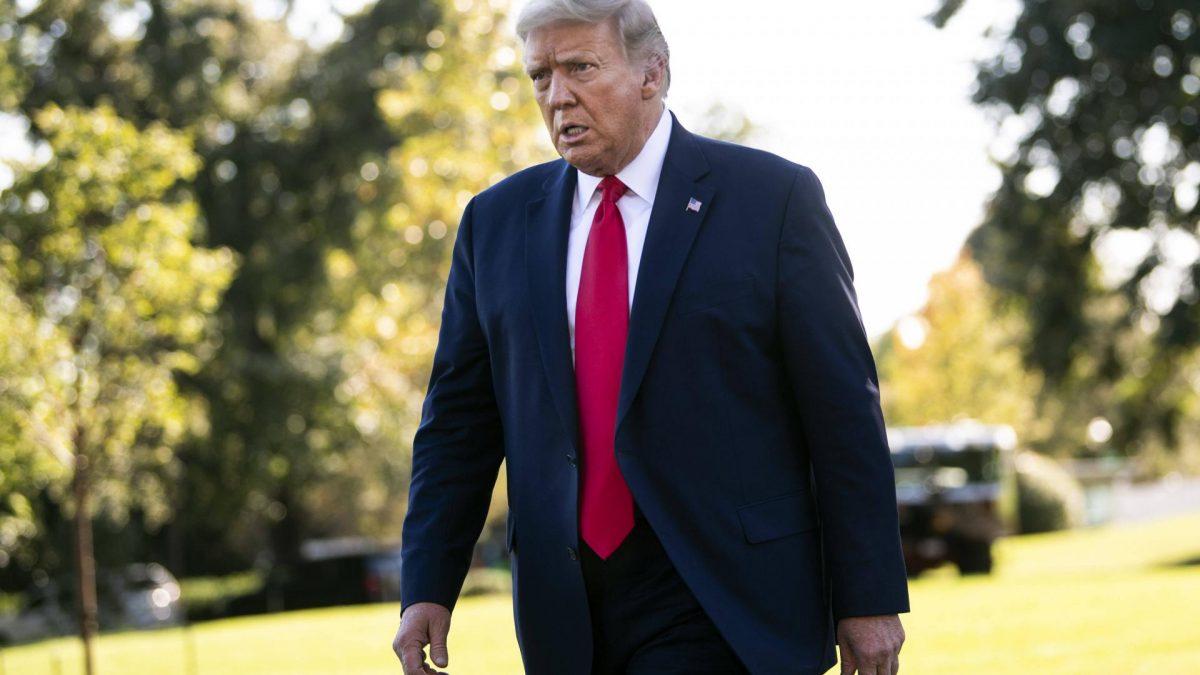 Donald Trump Imfpstoff