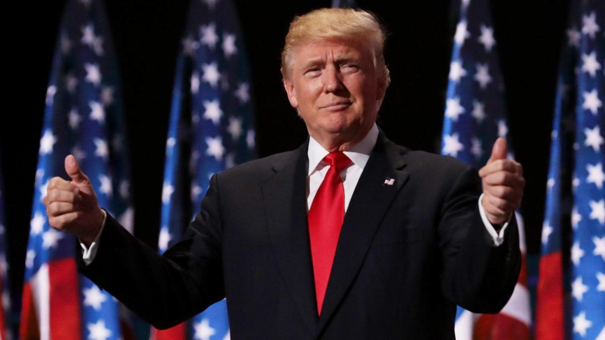 Donald Trump Spenden