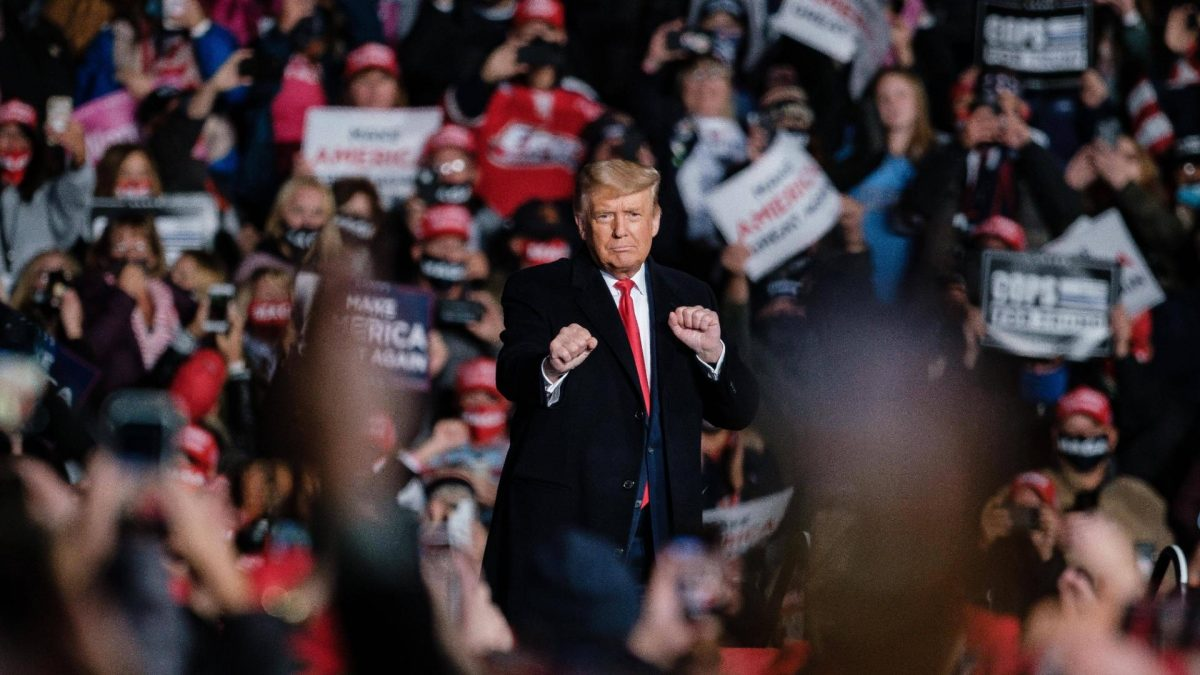 Donald Trump Tanz