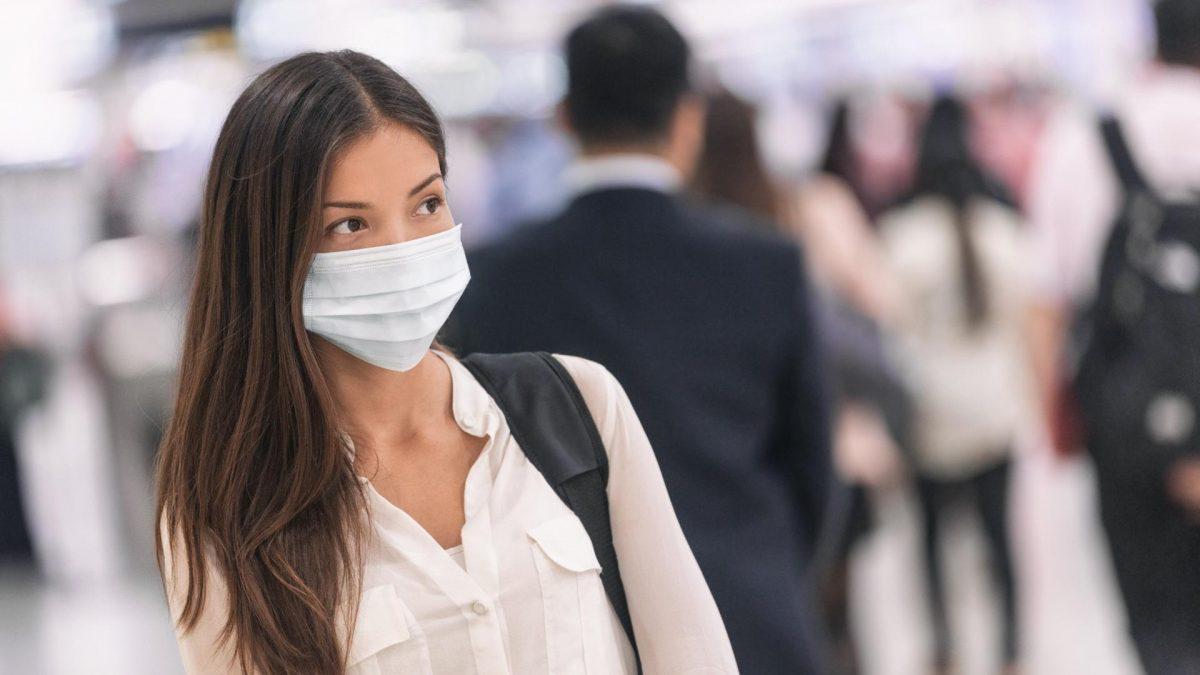 Einwegmasken sind mittlerweile zum Problem geworden – sowohl für die Gesundheit als auch für die Umwelt.