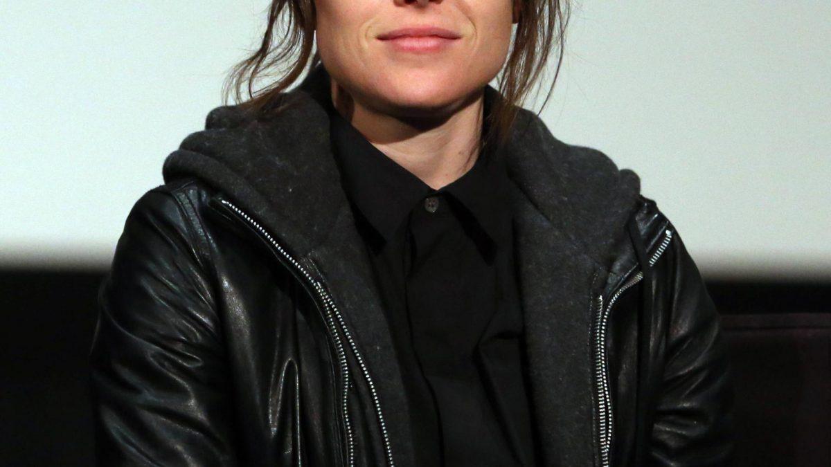 Ellen Page Elliot Page