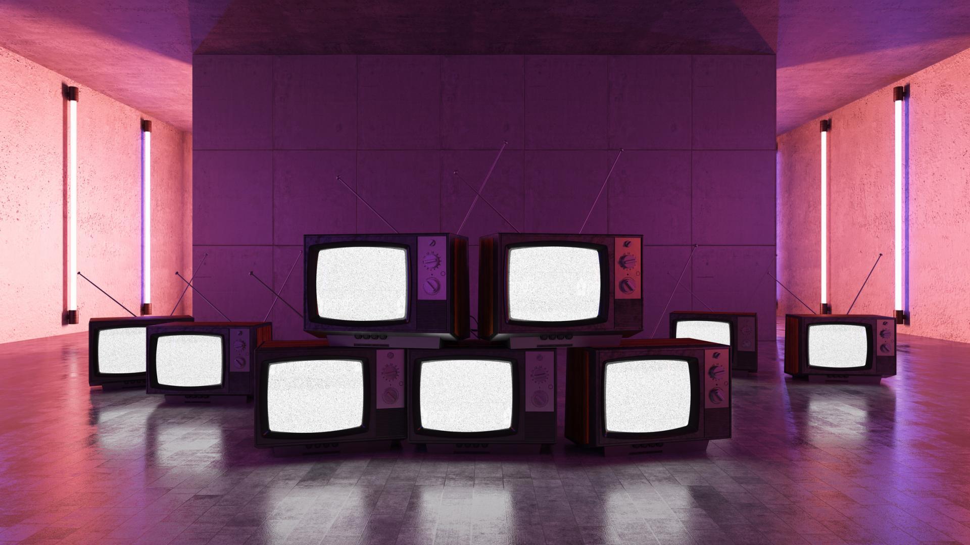 Fernseher TV Streaming Netflix