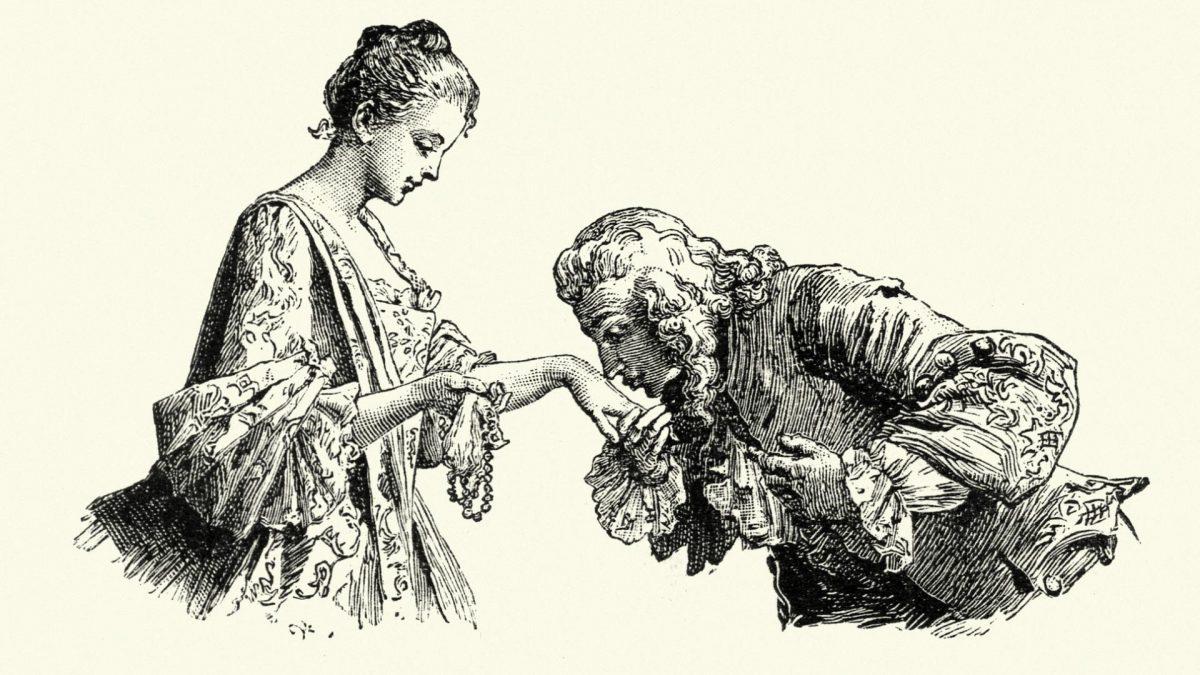 Frau verführen