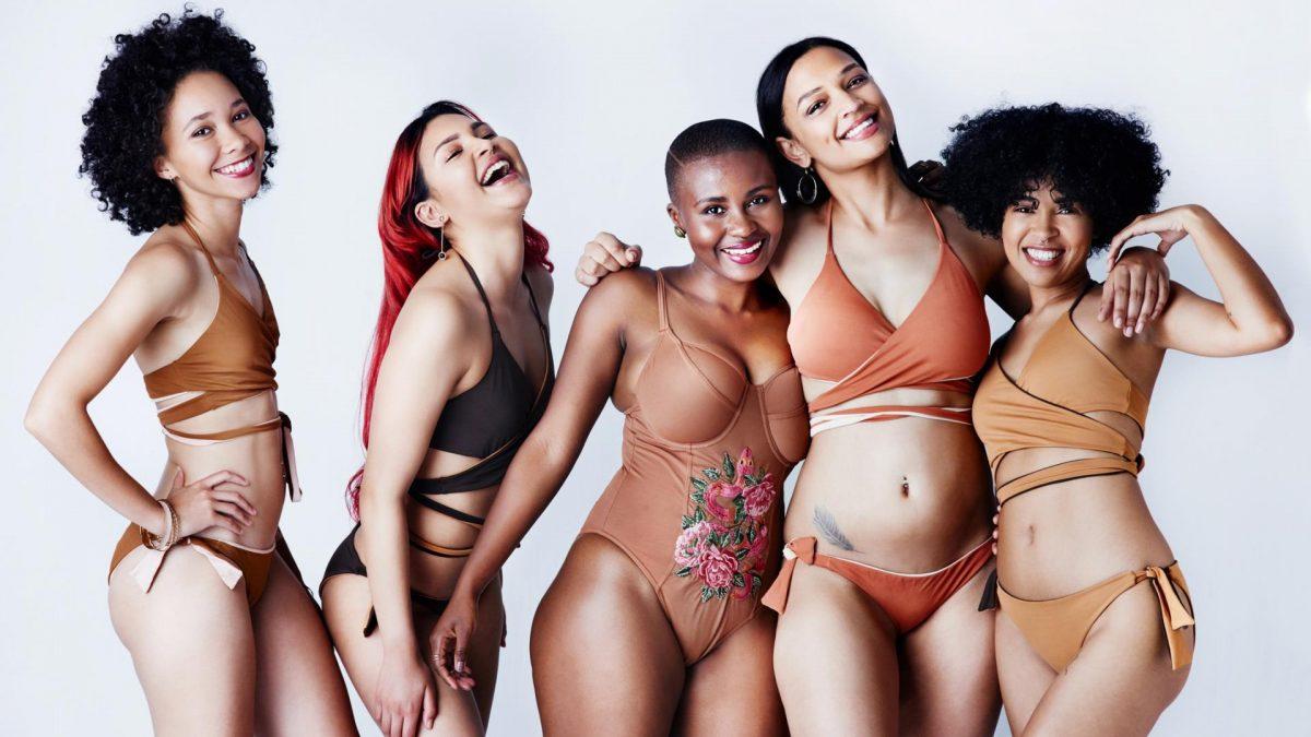 Frauen Körper