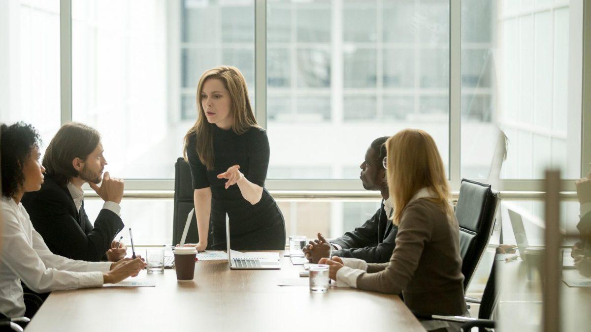 Frauen im Vorstand