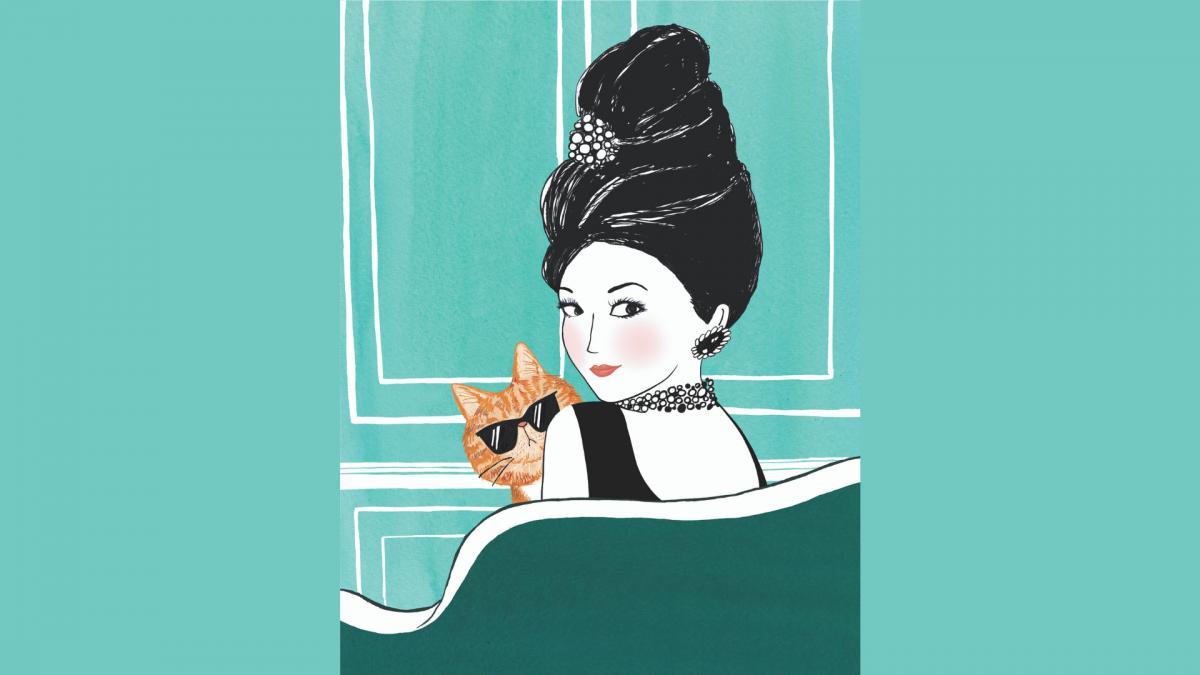 Frauen mit Katzen, Bildband, Teaser