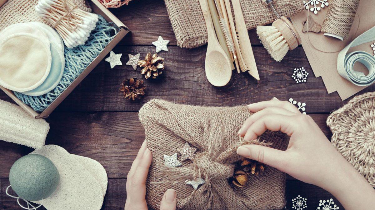 Geschenke, nachhaltig
