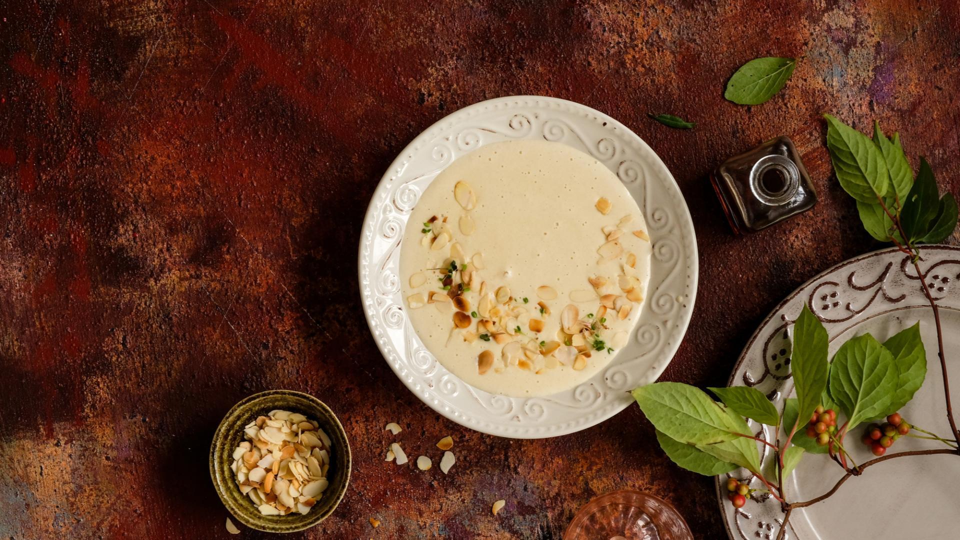 Haferflocken suppe gesund lecker essen foodie