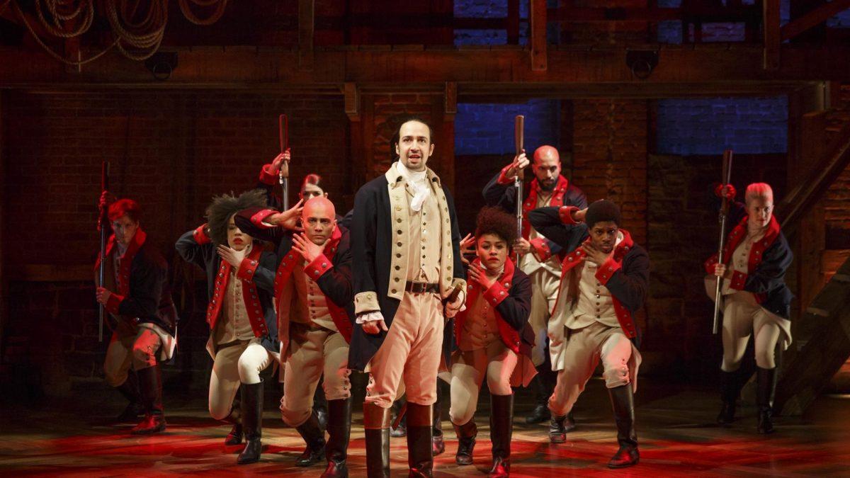 Hamilton Musical kommt als Film
