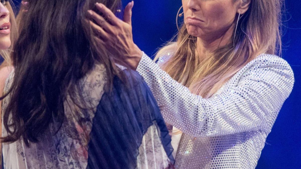 Heidi Klum und Kandidatin