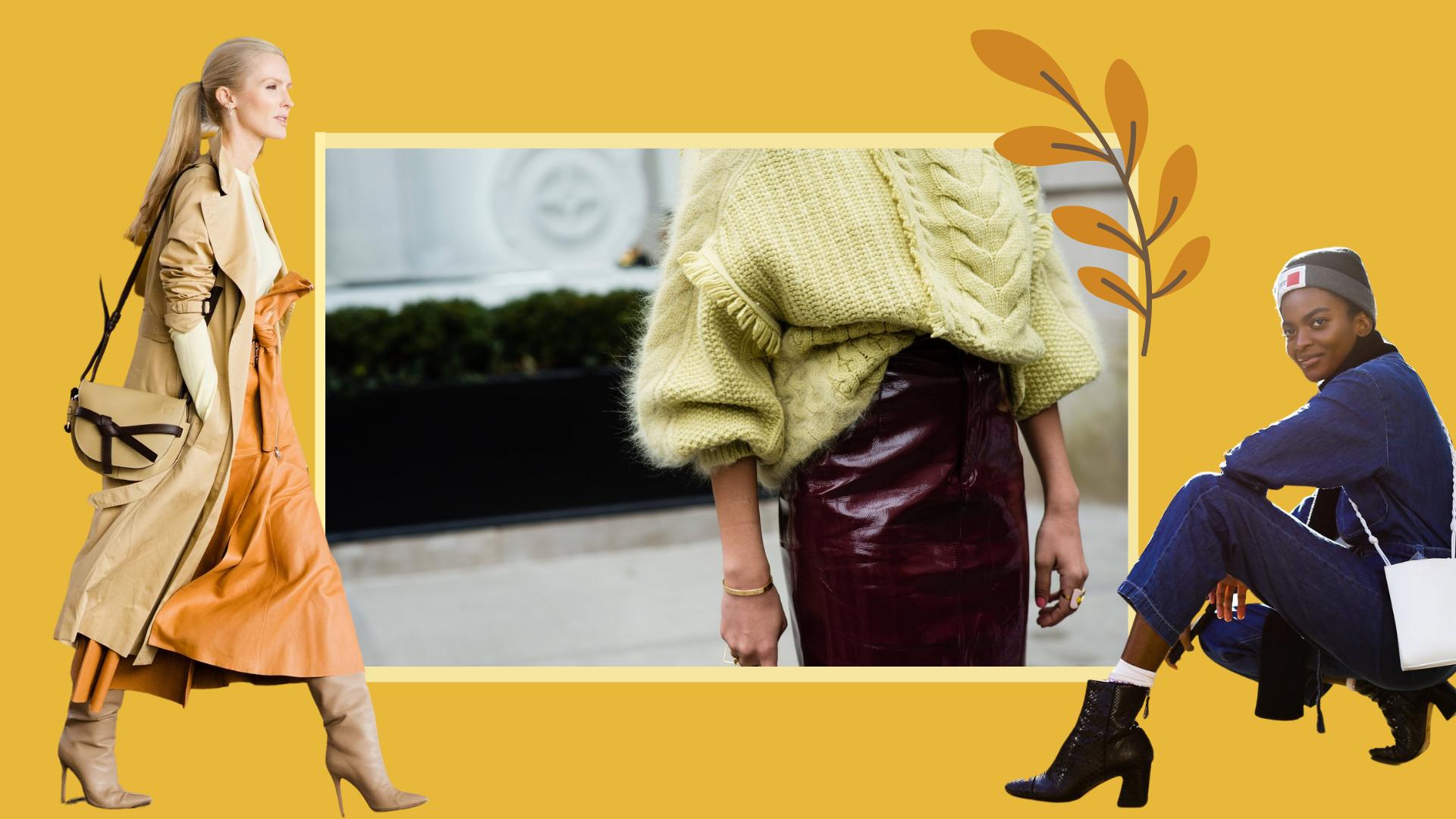 Herbsttrends 2020, Collage, Titel