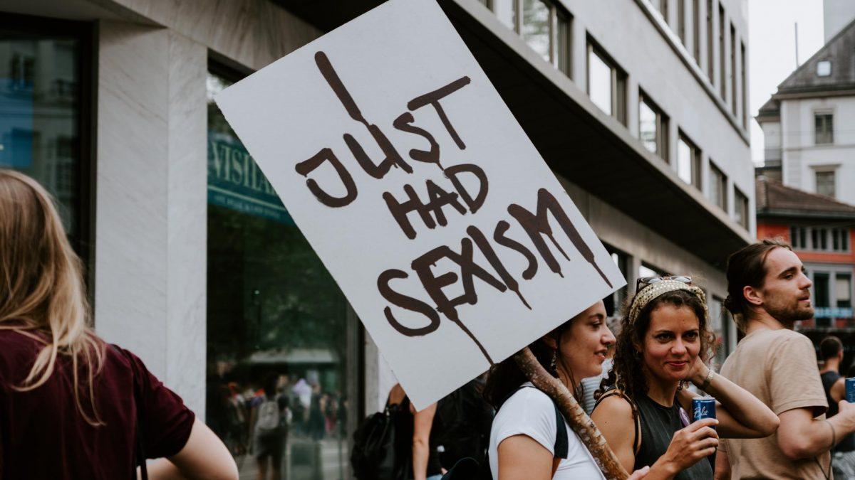I just had sexism, Arbeitskollegen