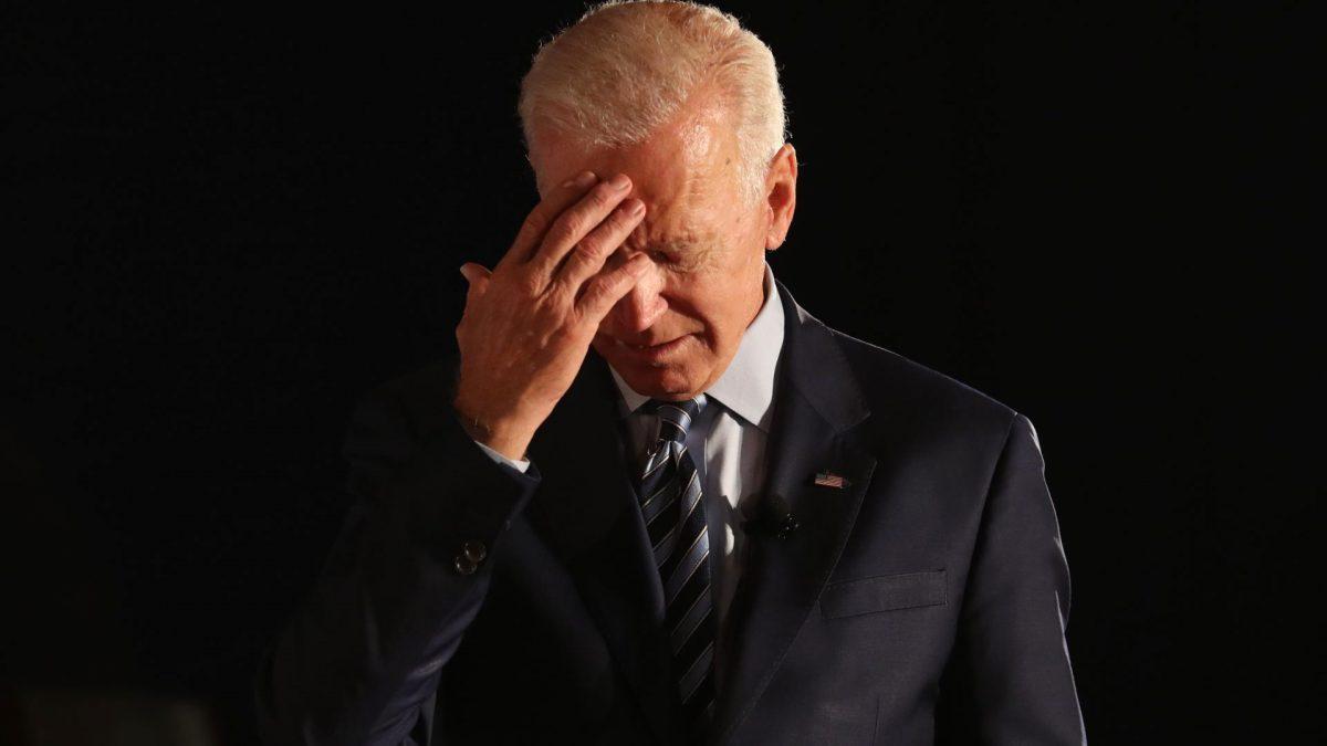 Joe Biden Impfskeptiker