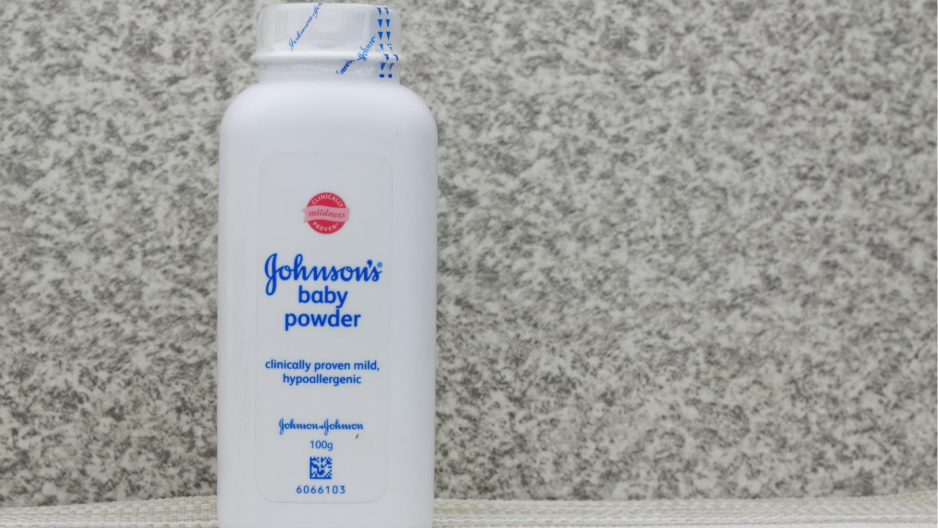 Johnson&Johnson Baby Puder