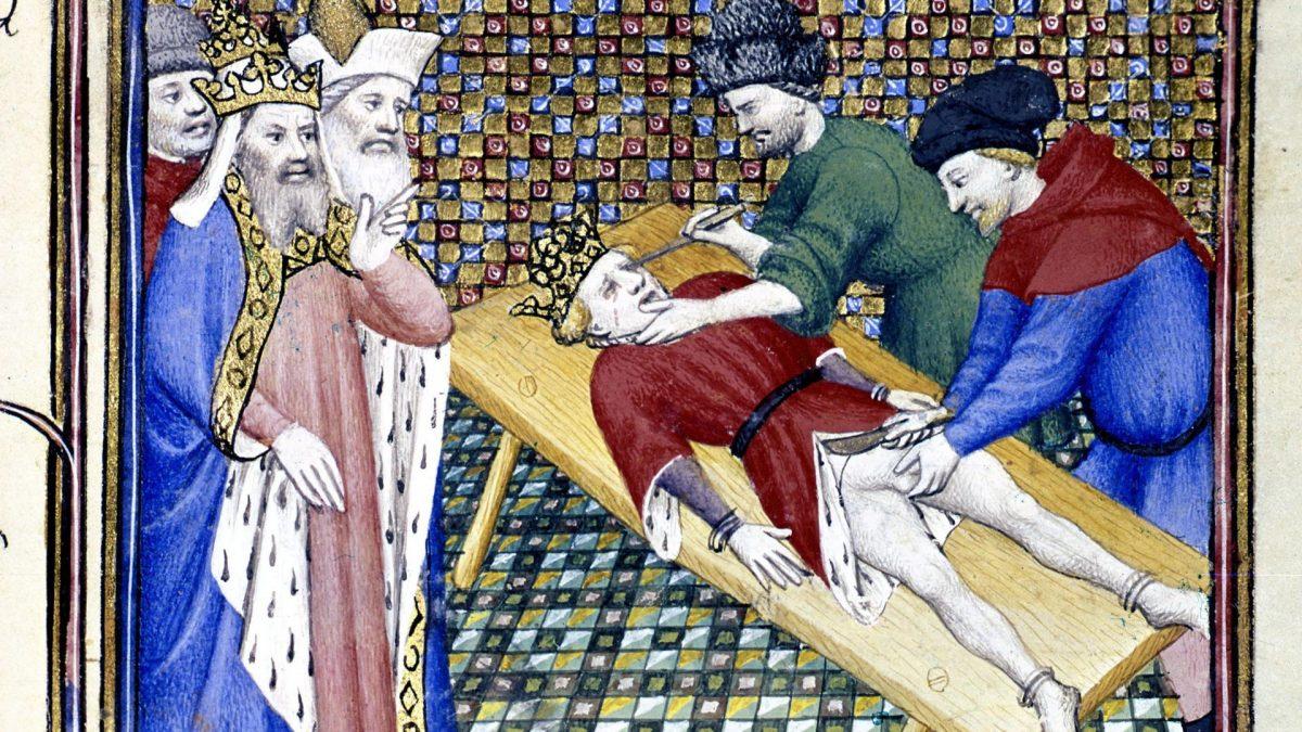Kastration: Sex im Mittelalter