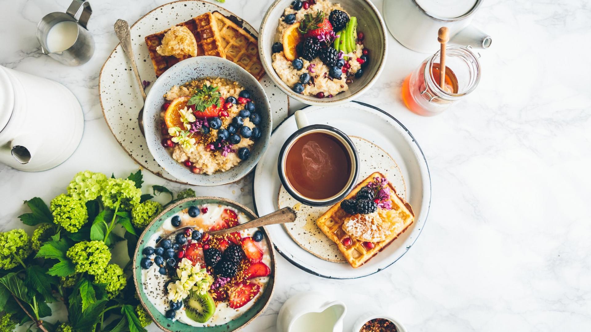 Katerfrühstück, Müsli, Food, Essen