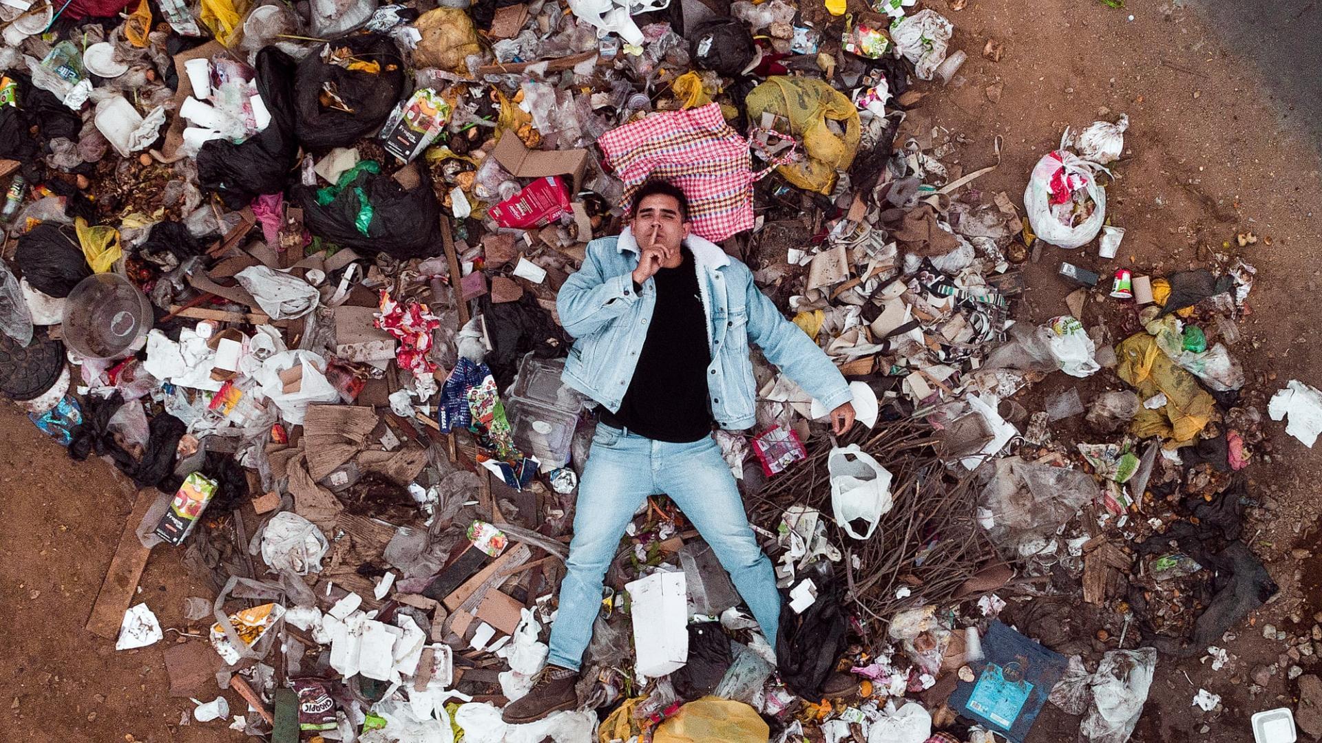 Klimawandel, Plastikmüll