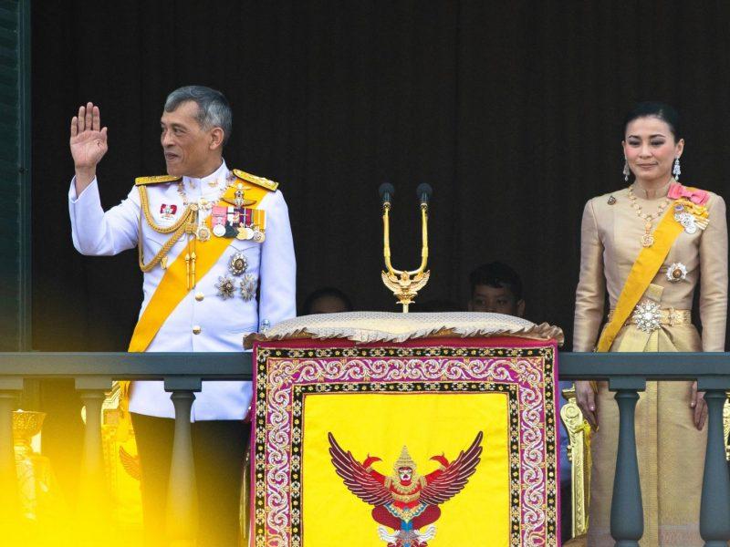 König von Thailand