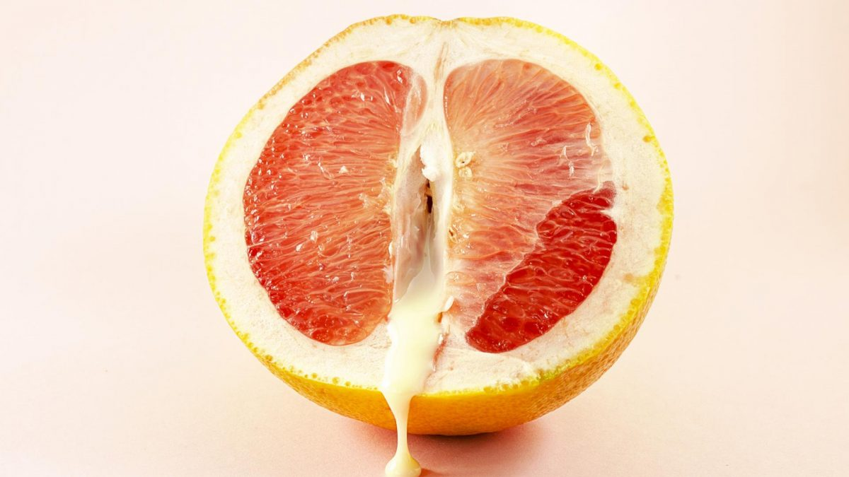 Kunyaza Orange kommen orgasmus