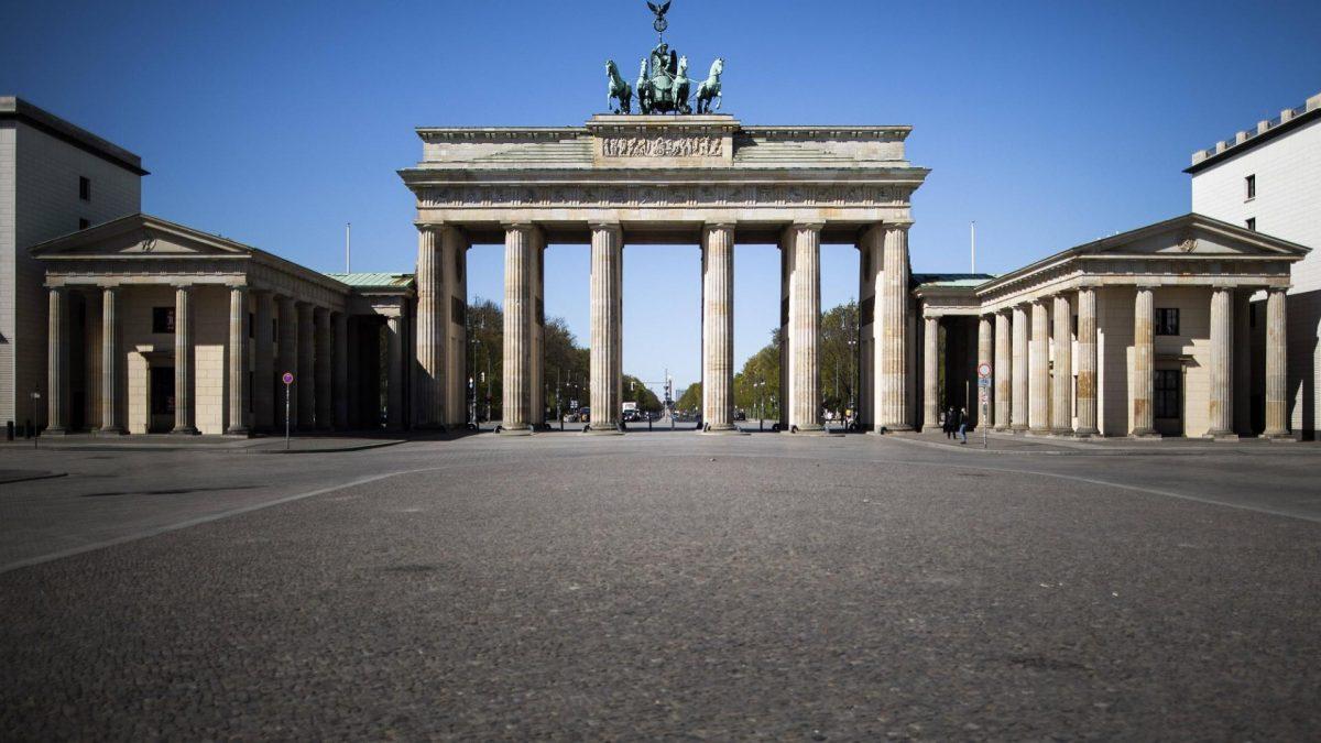 Leere Städte: Berlin