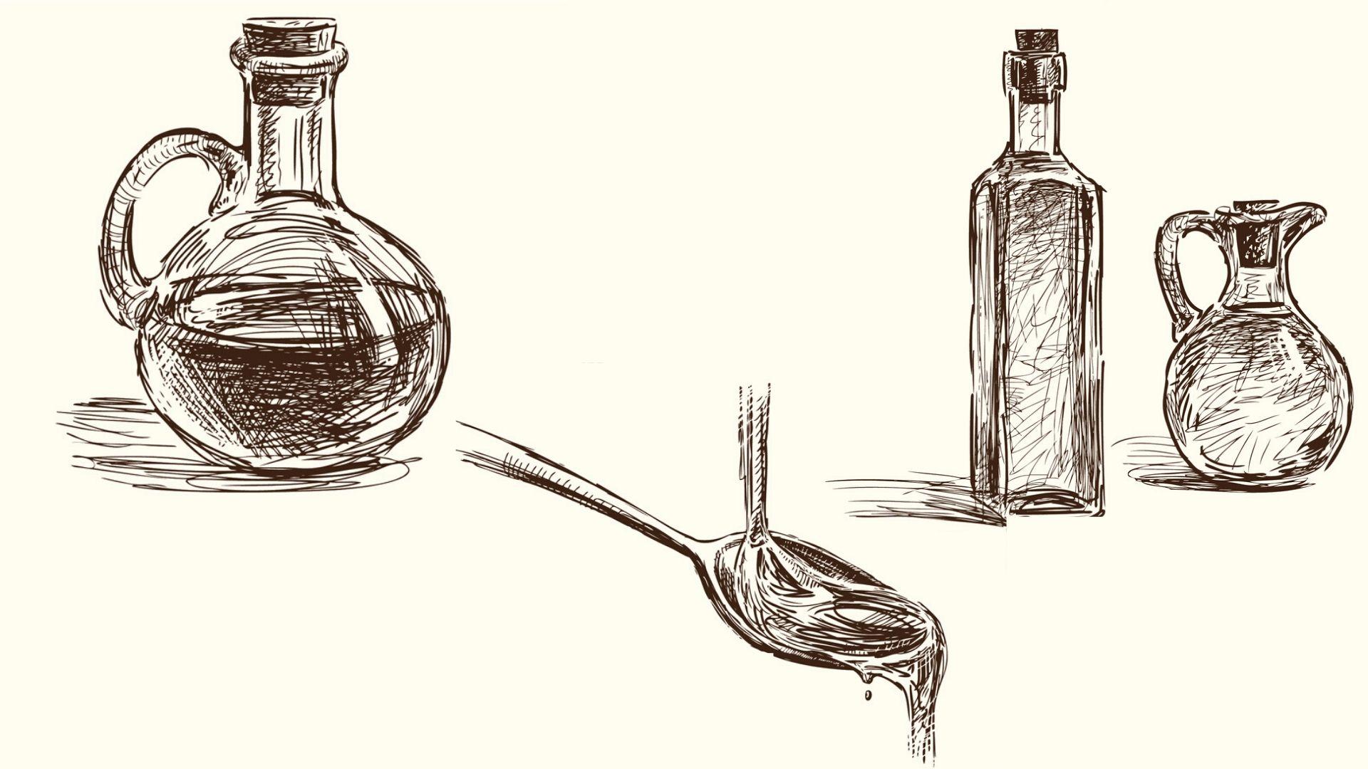 Leinöl ist supergesund.