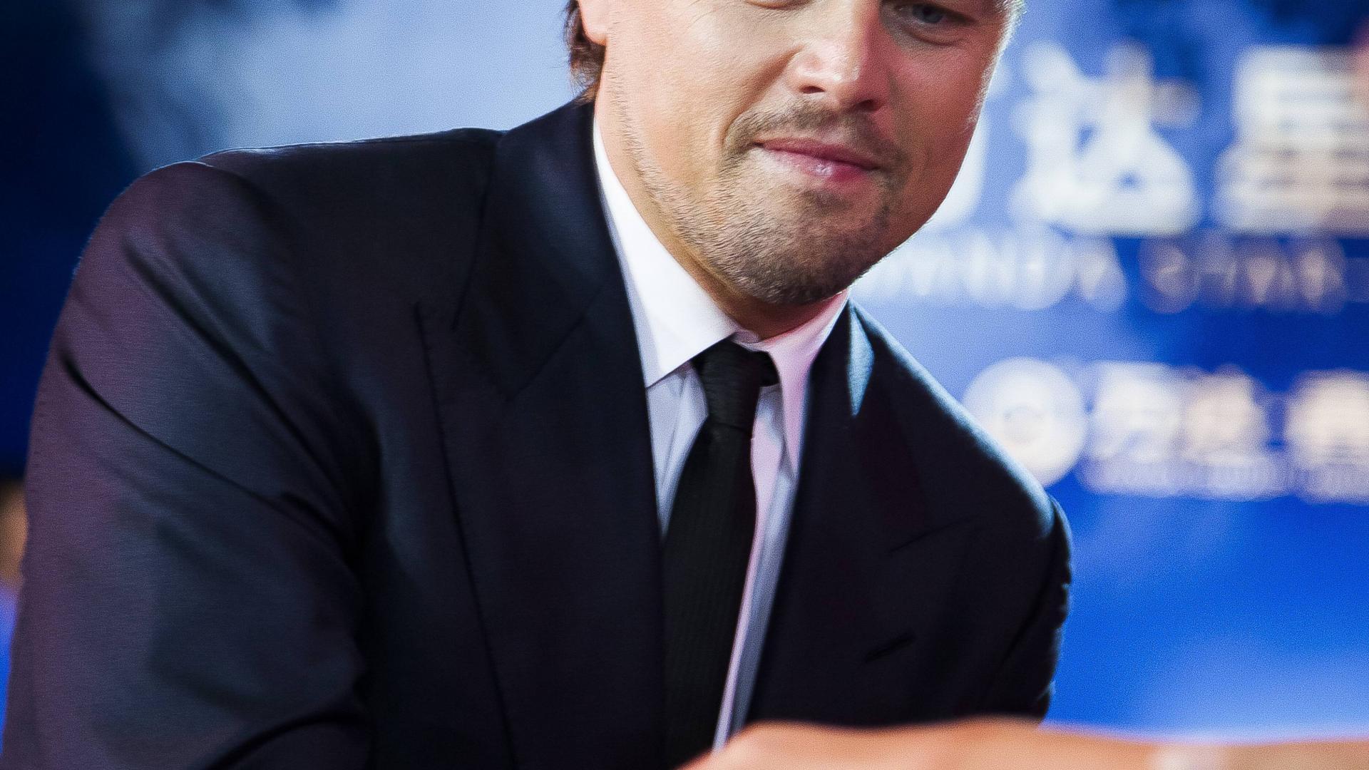 Leonardo DiCaprio,