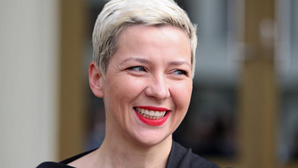 Maria Kolesnikova, weekly heroine, belarus, politik, menschenrechte, feminismus