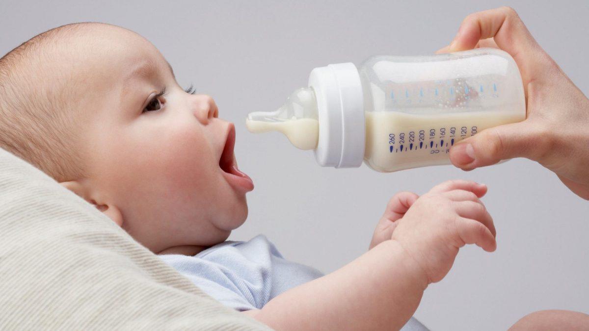 Mikroplastik in Babyflaschen