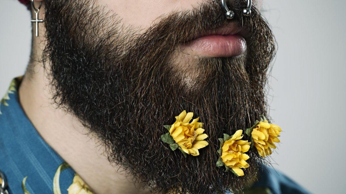 Naturkosmetik Männer Bart