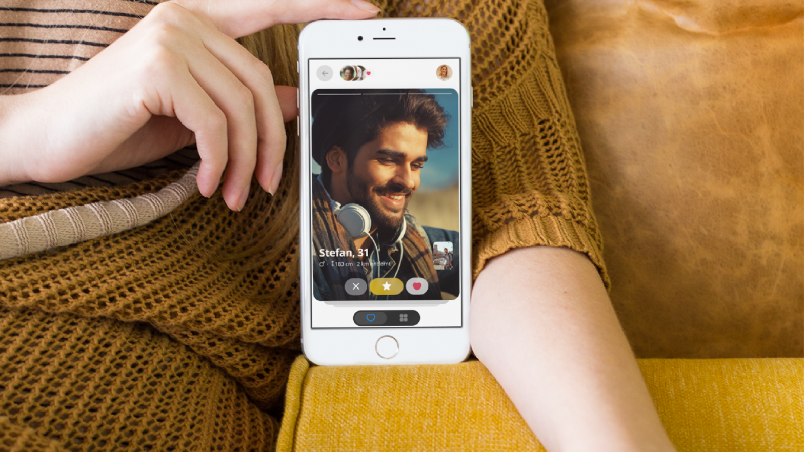 Online-dating ist nur unterhaltung
