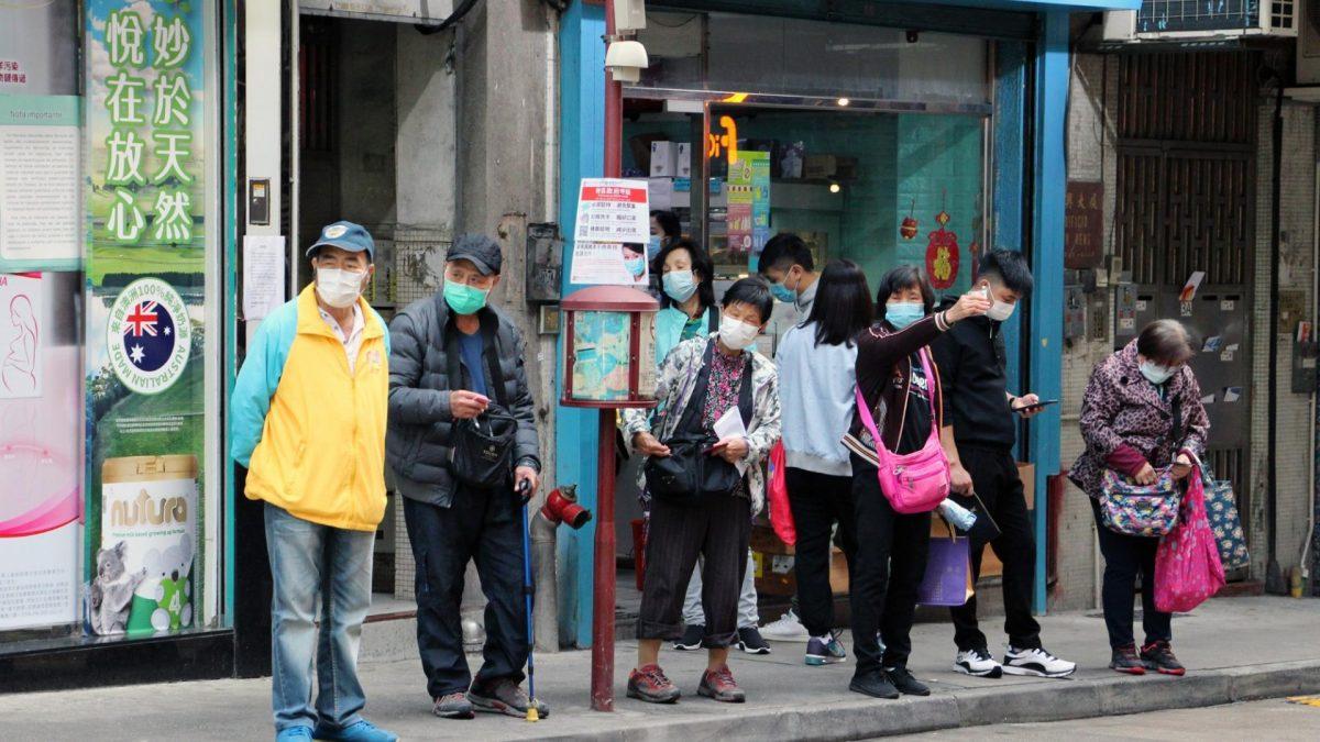 Neues Virus in China