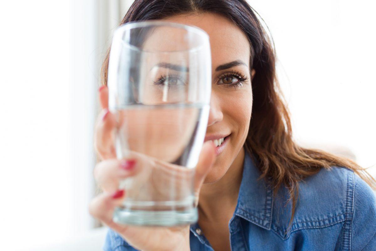 Nur Wasser Trinken