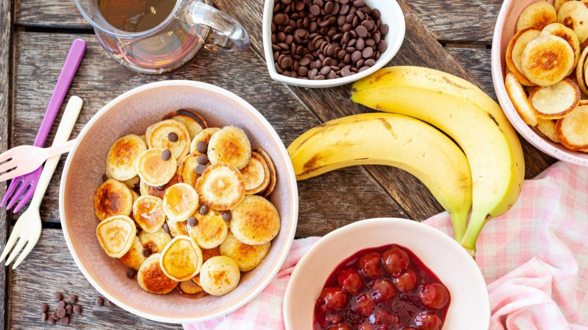Pancake Cereals gesund rezept
