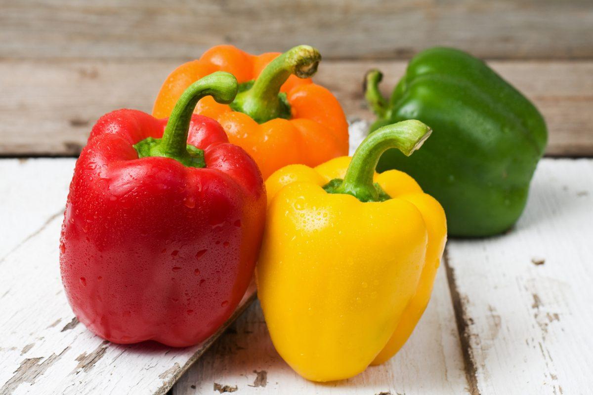 Paprika gesund