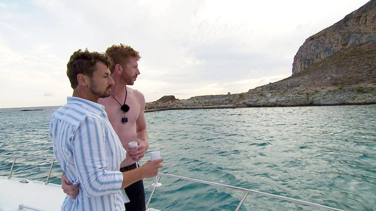 Prince Charming Nicolas und Lars