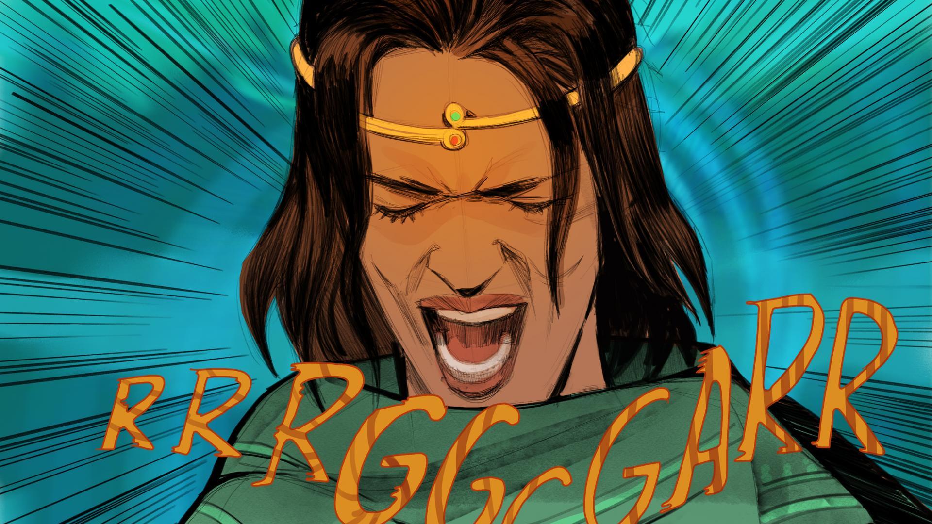 Priya's Shakti Comic Heldin für Frauenrechte Indien