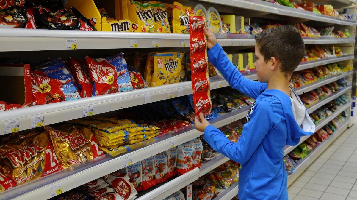 Produktrückruf Süßigkeiten