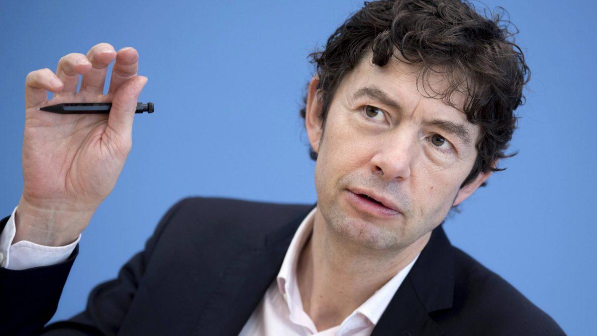 Prof. Christian Drosten, Coronavirus DEU, Deutschland, Germany, Berlin, 02.03.2020 Prof. Christian Drosten, Direktor Ins