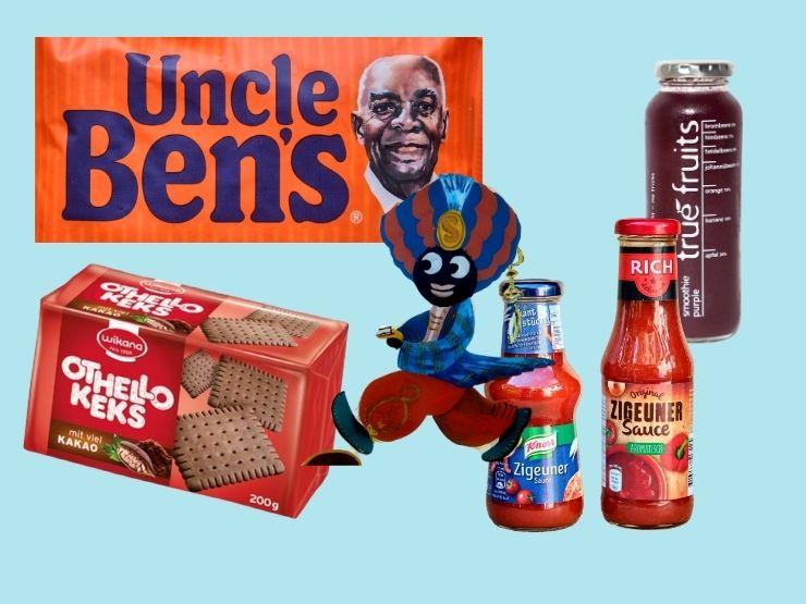 Rassistische Produktnamen