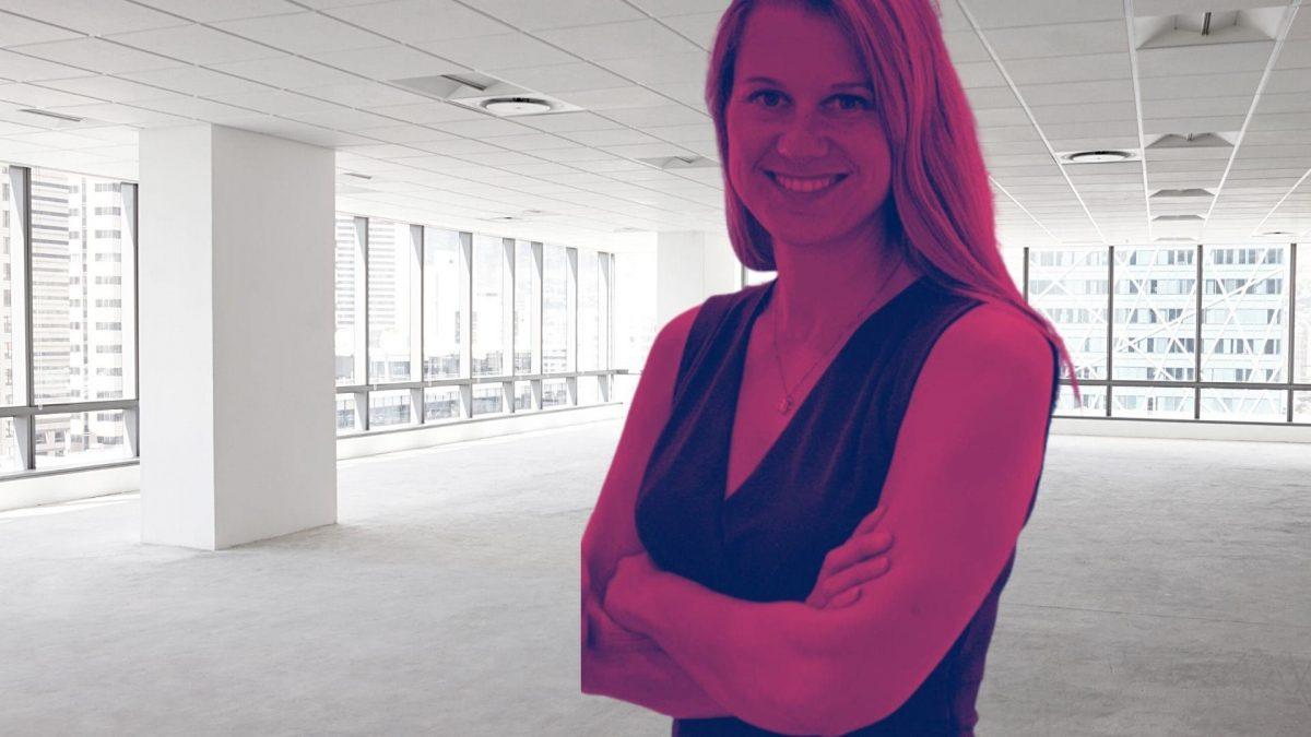 Sarah Lindner ist Investmentexpertin